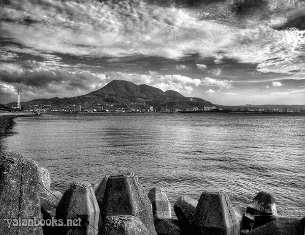 Travel Taiwan Seaside Coast photography Romanticism 旅行台湾 海景 风光摄影 浪漫主义 Yalan雅岚 黑摄会